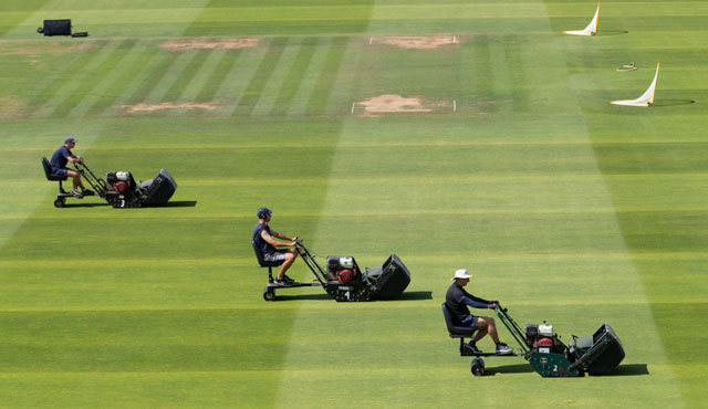 New Lords Head Groundsman
