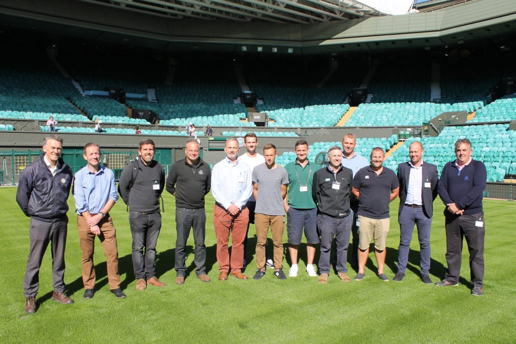 Successful Limagrain Event At AELTC