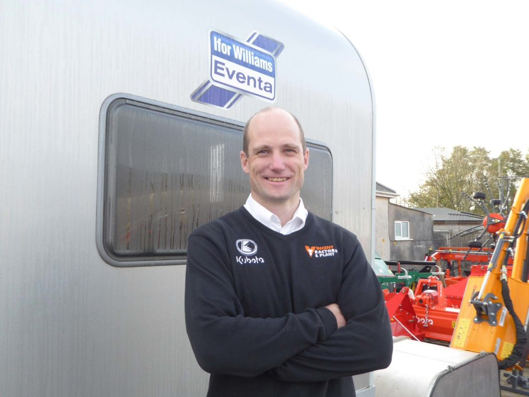 New Ifor Williams Sales Person