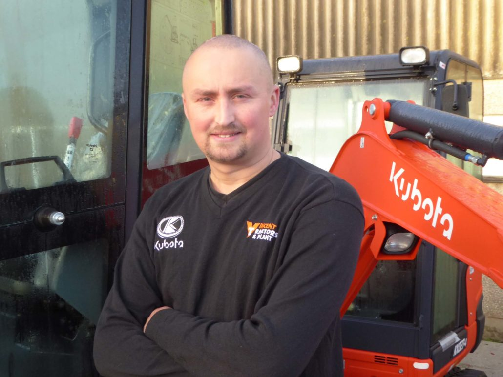 Kubota Dealership Strengthens Sales Team