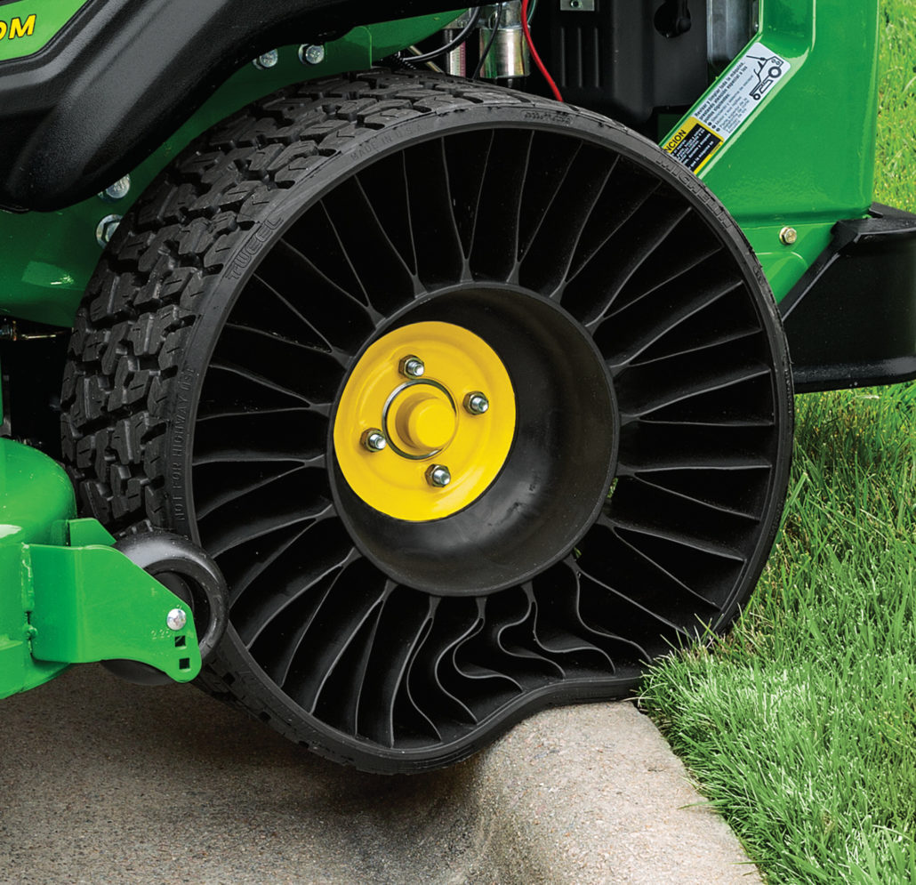John Deere Revolutionary Technology