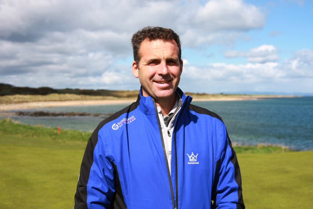 Invigorator Crucial At Kingsbarns