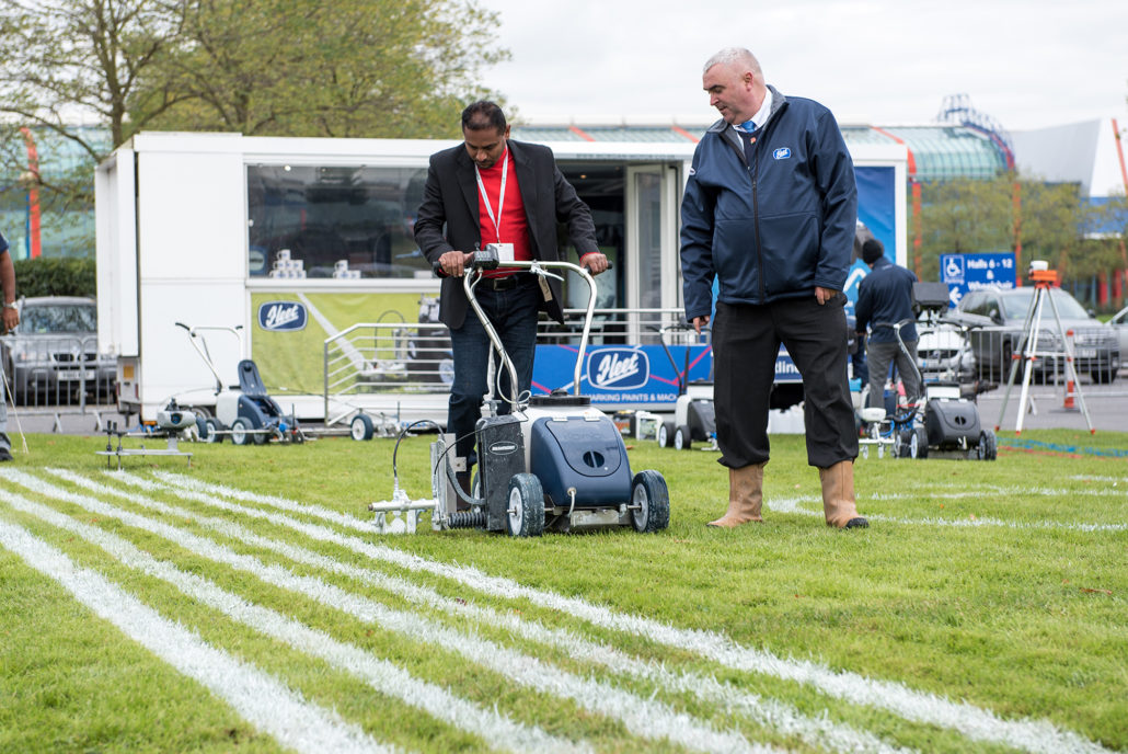 SALTEX Outdoor Demos A Sell Out
