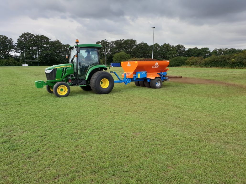 Top Dresser In The North East