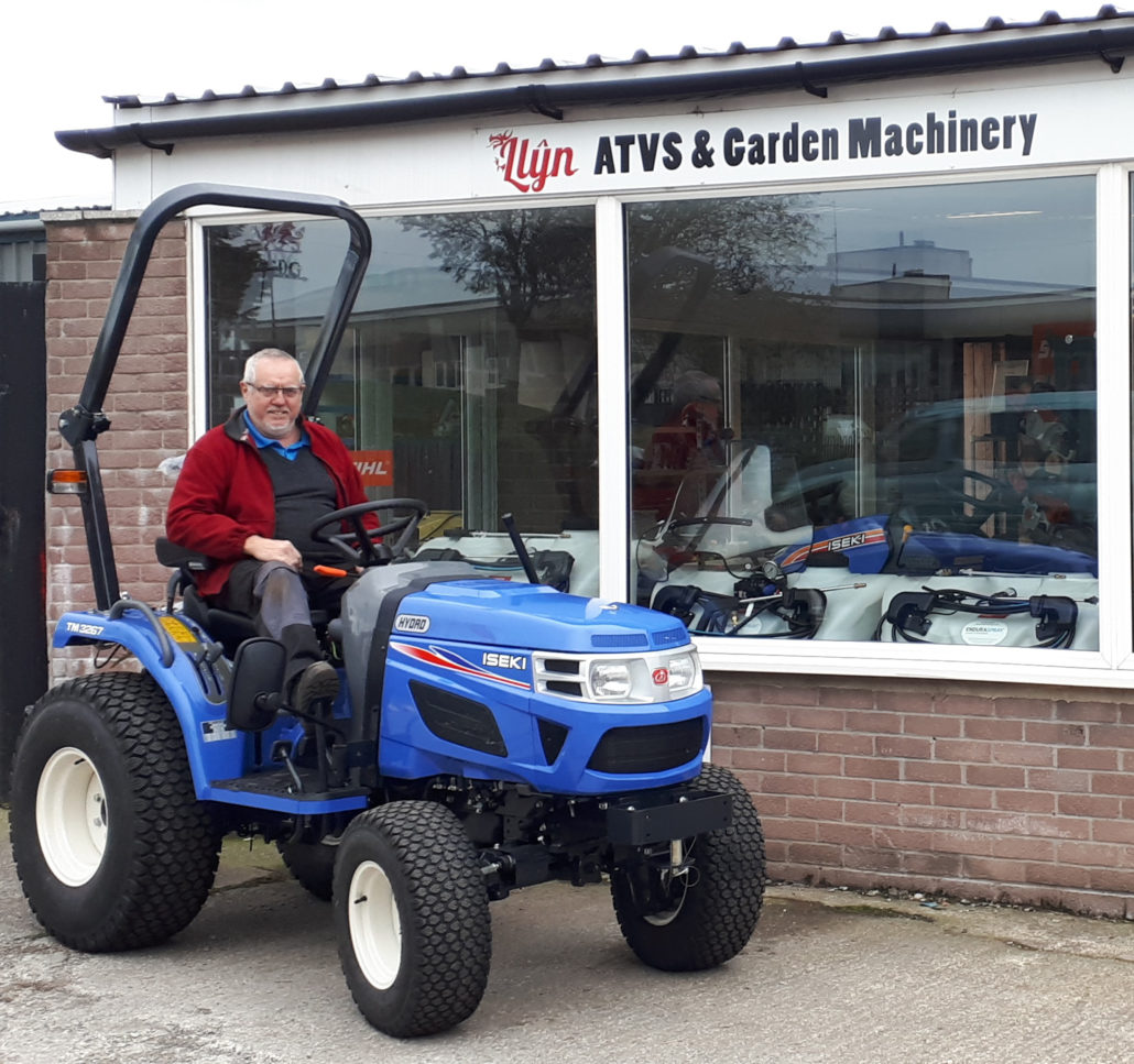 ISEKI Dealer Thrilled With Results