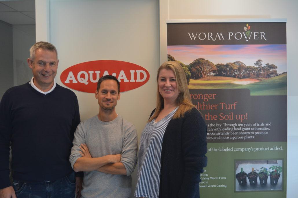 New AQUA-AID Offices