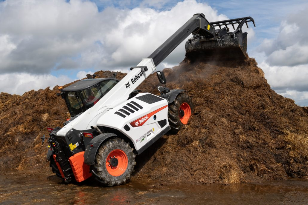 Bobcat Loader Scoops Award