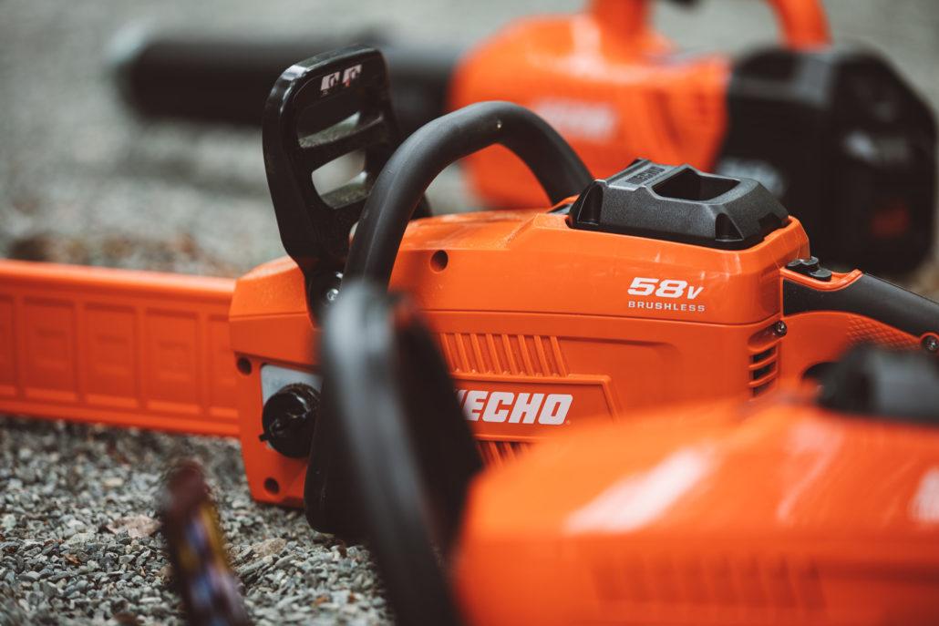 ECHO's New 58V Range