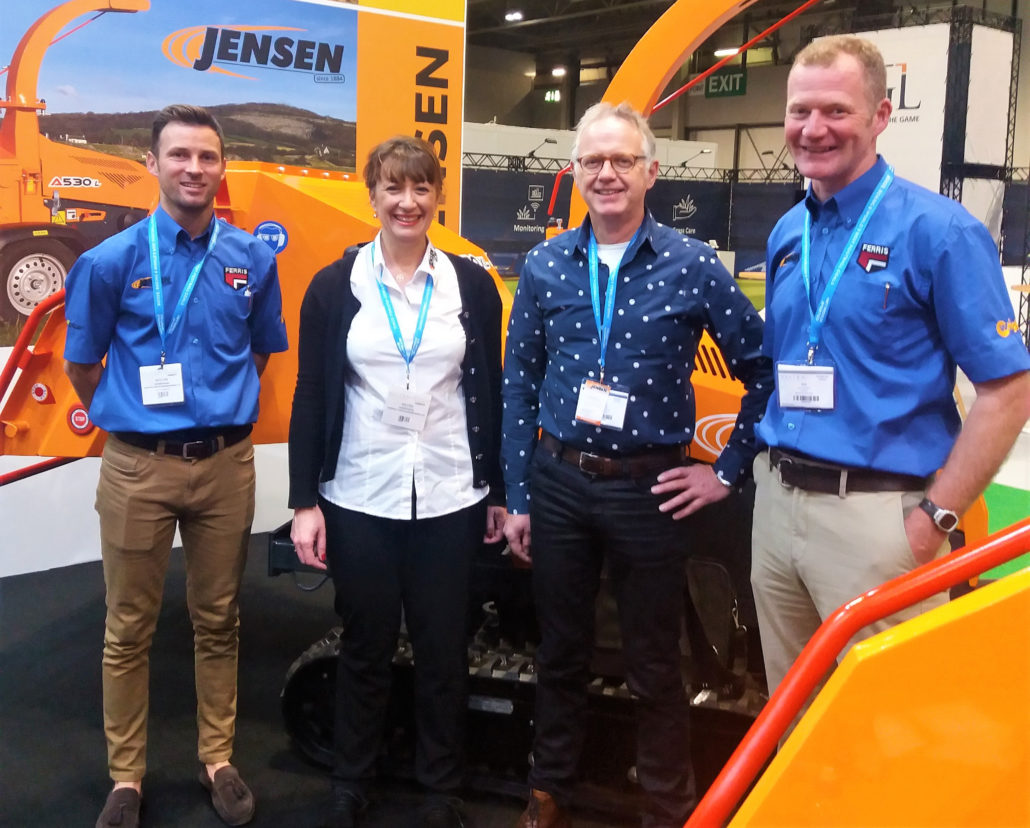 Machinery Imports Celebrate Successful SALTEX