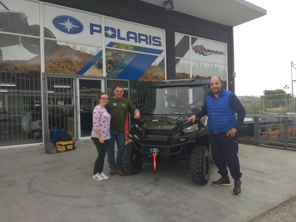 Celebrating 20 Years Of The Polaris RANGER