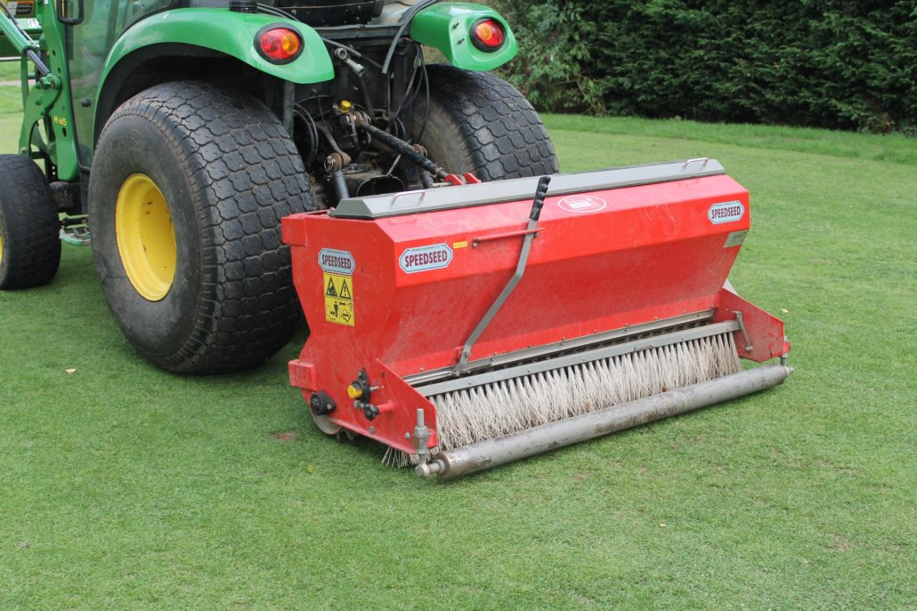 Redditch GC Benefit From MM Seed