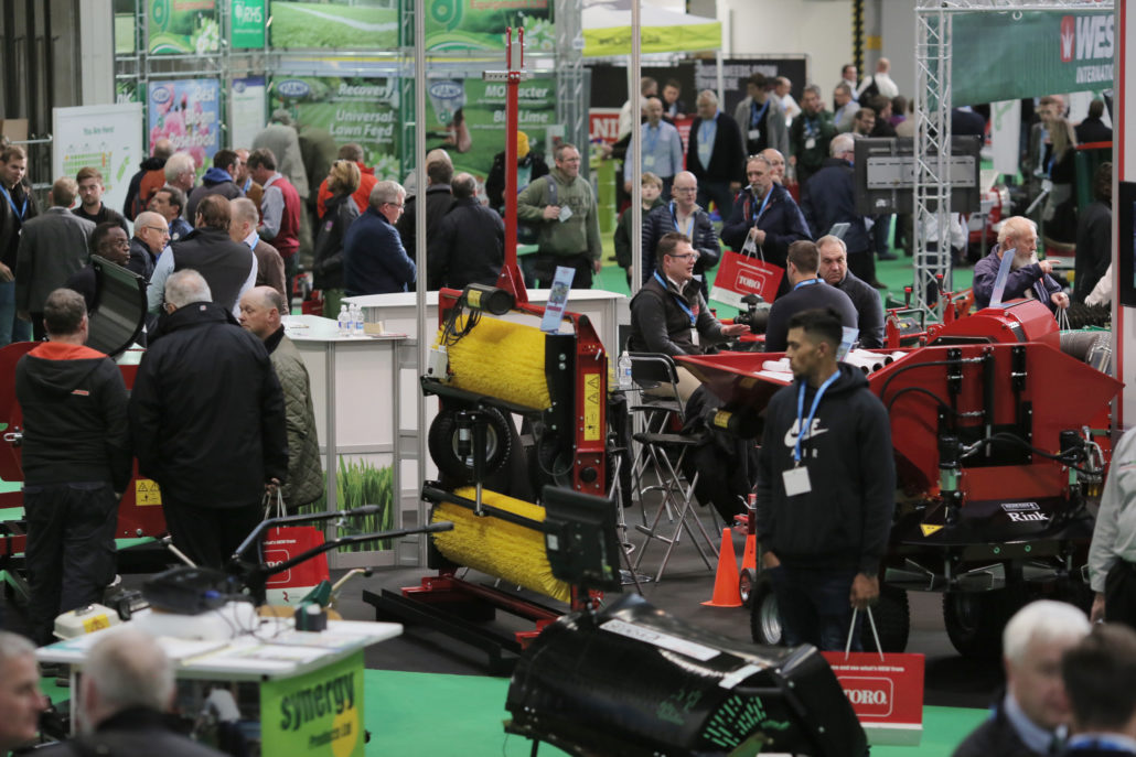SALTEX Shapes The Future Of Groundscare