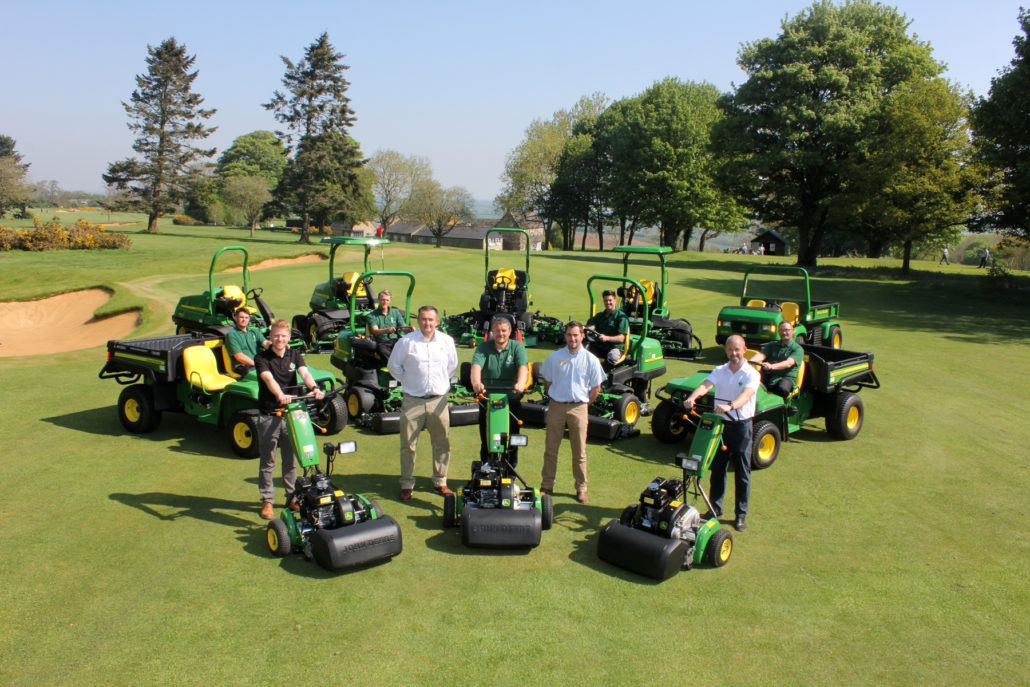 Taddy's John Deere Partnership