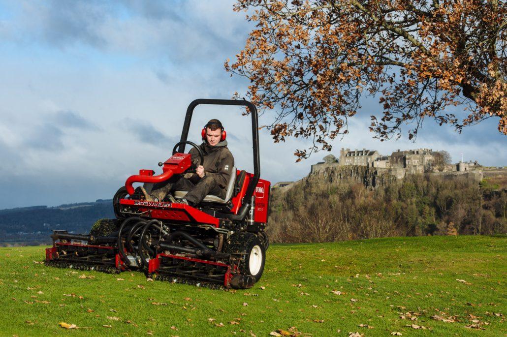 Toro Praised At Stirling Golf Club