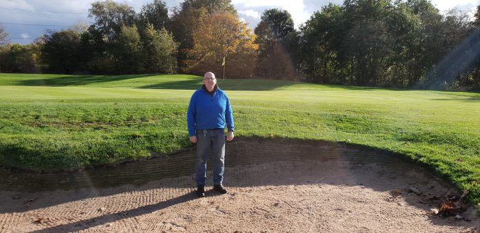 Greenkeeper Sets Up Mental Health Support Page