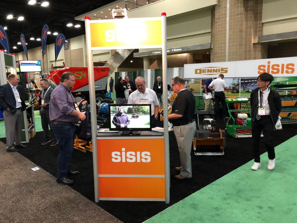 Dennis & SISIS To Exhit At GIS