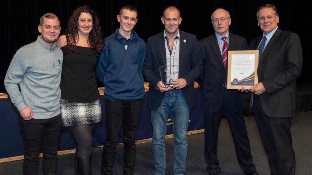 BIGGA Award For Harleyford GC