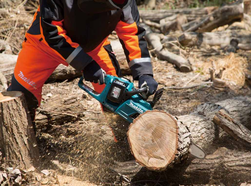 Makita Launch New Cordless Chainsaws