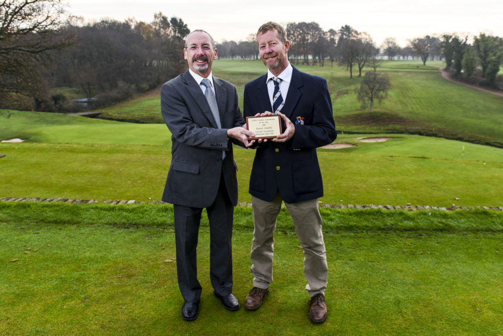 Greenkeeper Award Nominations Double