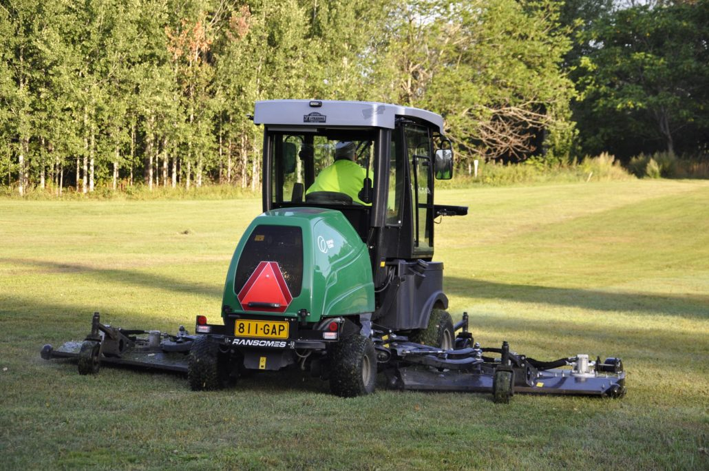 City of Espoo Opt For Ransomes