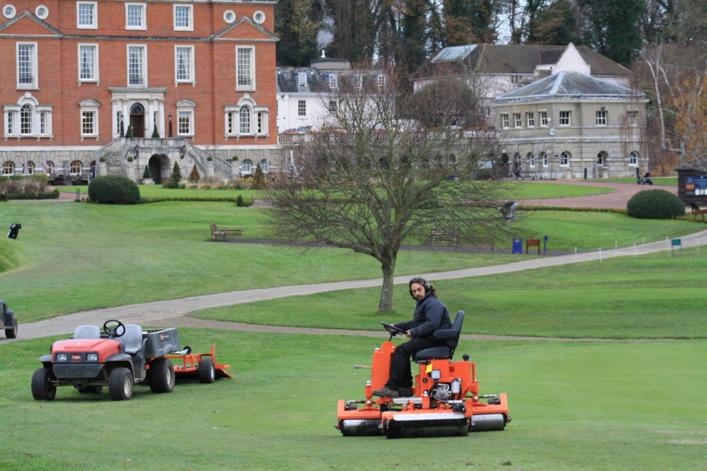Salsco Greens Rollers A Timesaver