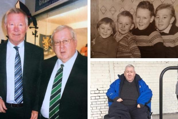 Tributes Groundsman George Hay