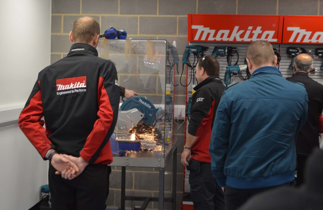 Makita's New Factory Service Centre