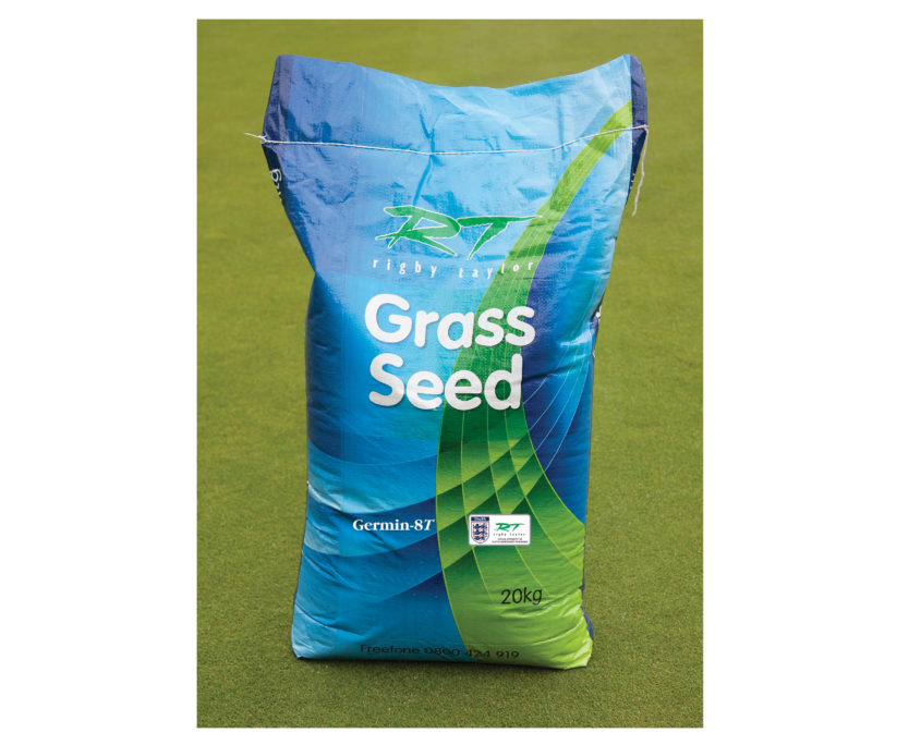 R Grass Seed From Rigby Taylor
