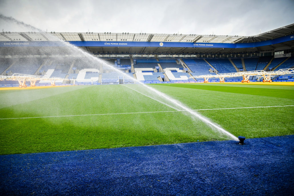 Toro Irrigation At Leicester City