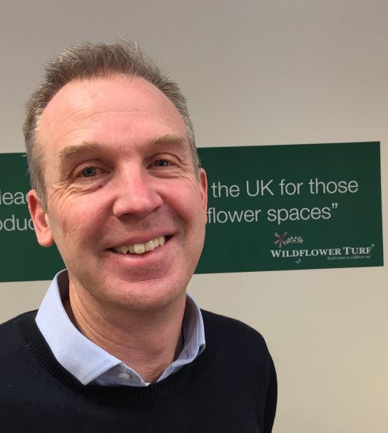 Wildflower Appoint Phil Singleton