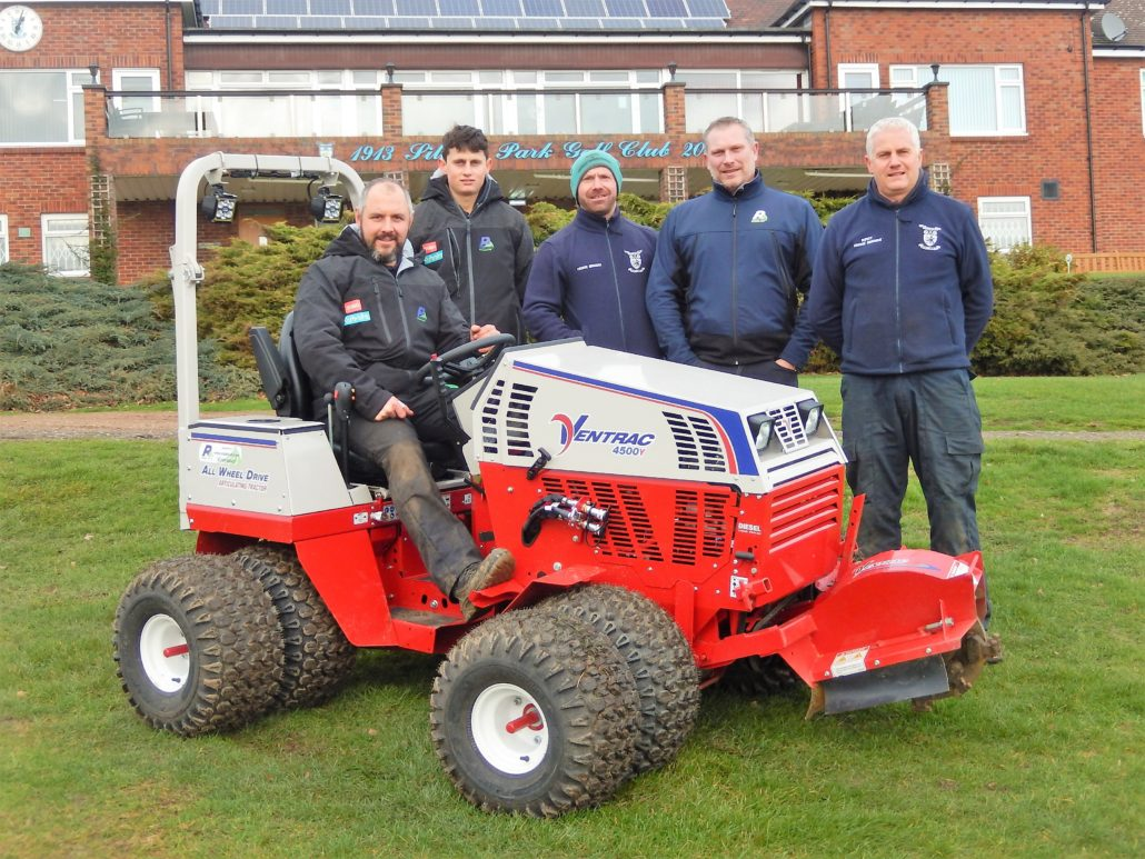 Versatility Key At Sitwell Park