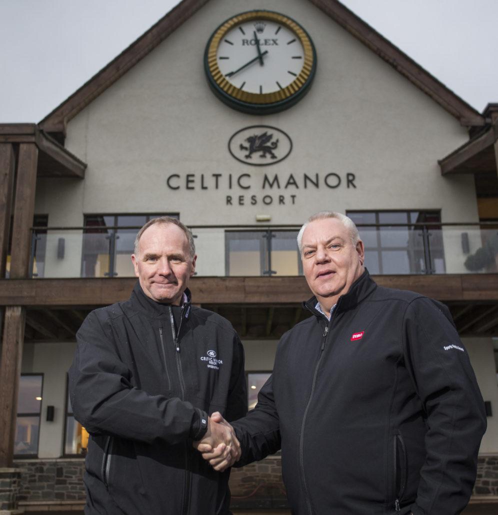 Toro Lead The Way At Celtic Manor