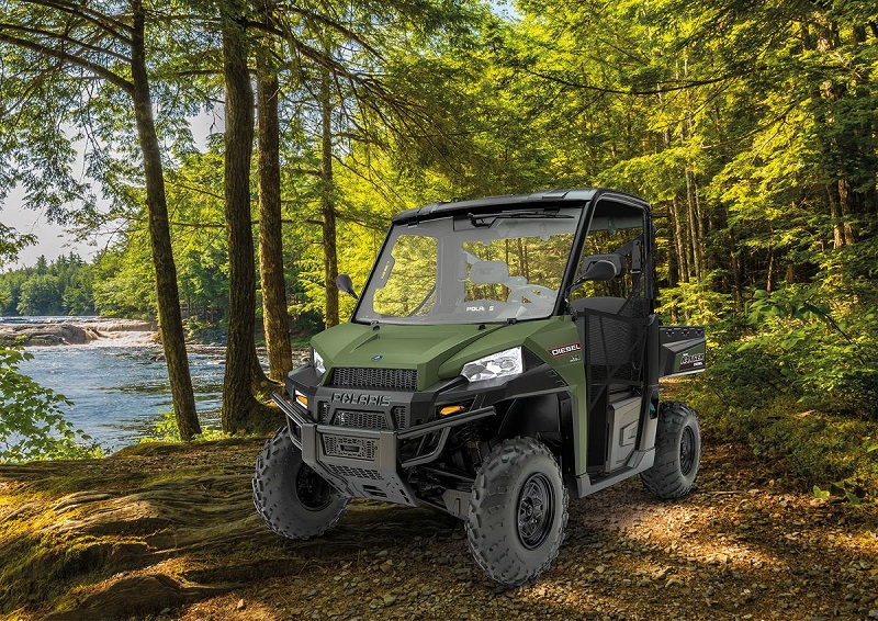 Polaris Ranger Diesel Available