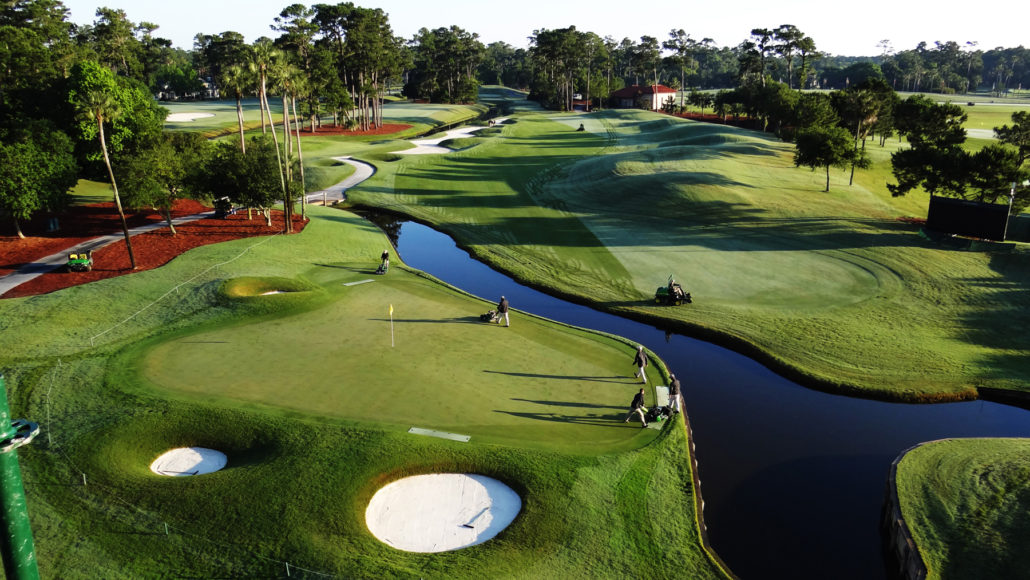 Seven For Sawgrass