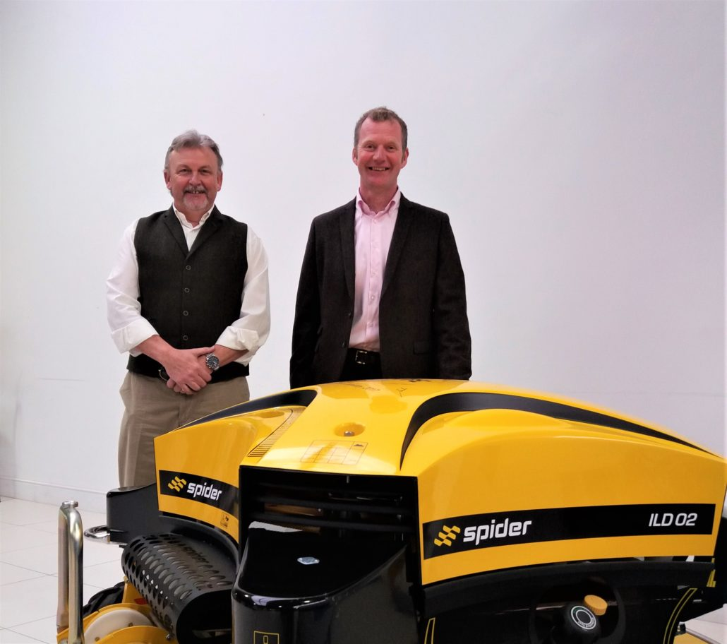 New Management For Machinery Distributor
