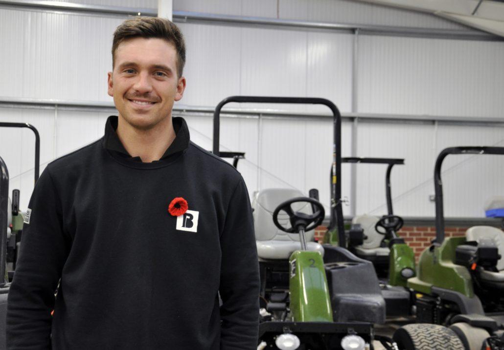 Jacobsen Support Greenkeeping Career