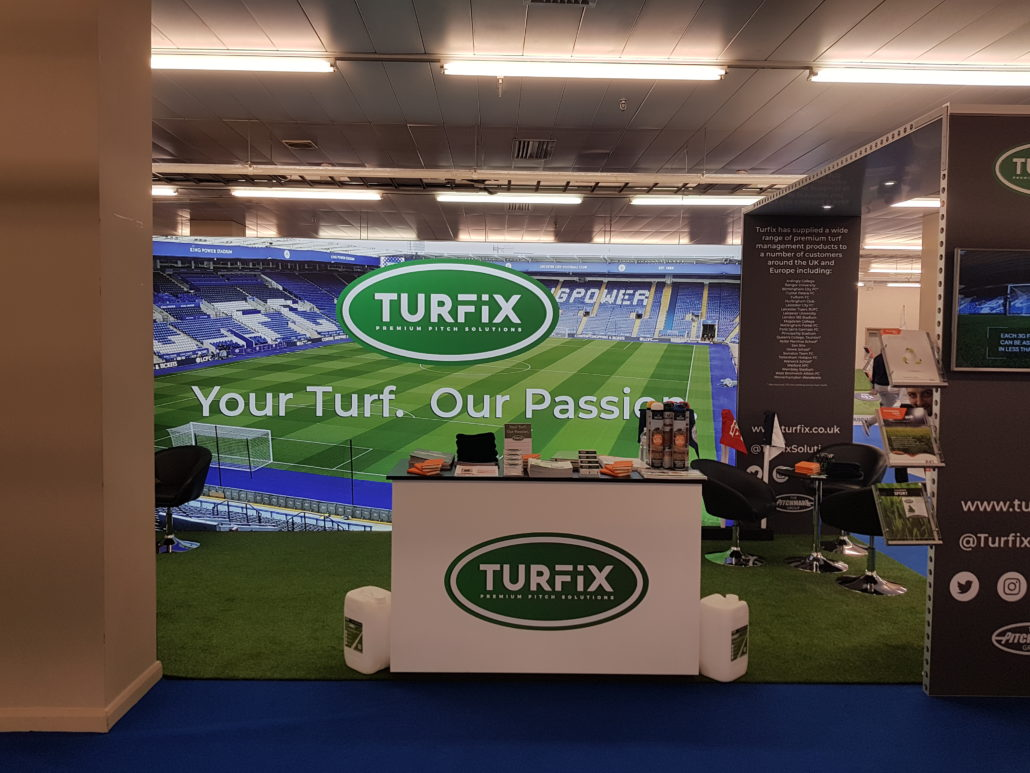 Turfix Launched At BTME