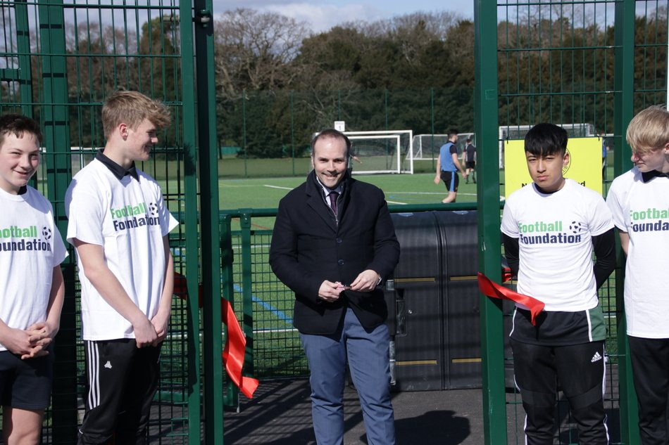 New 3G Pitch Provides Opportunity