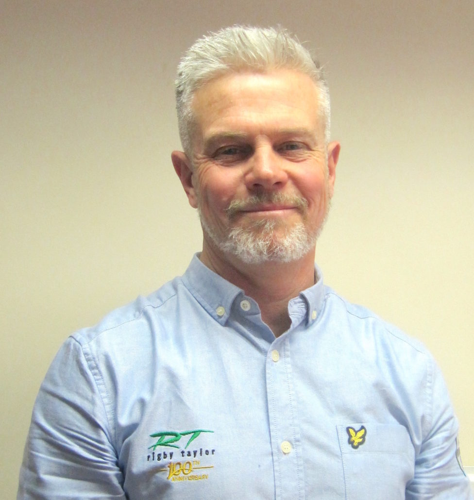 Rigby Taylor Appoint Peter Robin