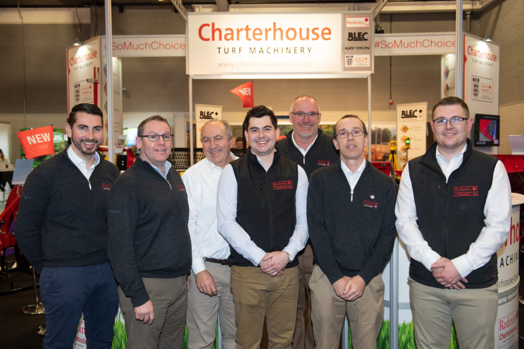 Charterhouse Joins Forces With BIGGA