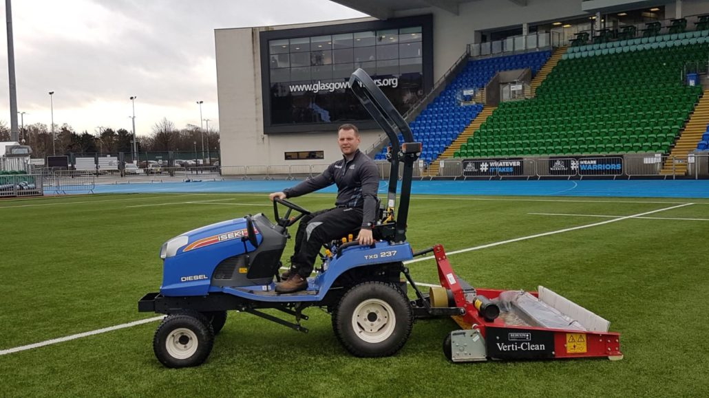 Verti-Clean Ideal For Synthetics