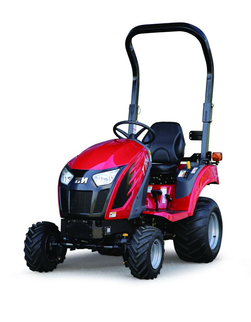 Reesink Grow Small Tractor Range