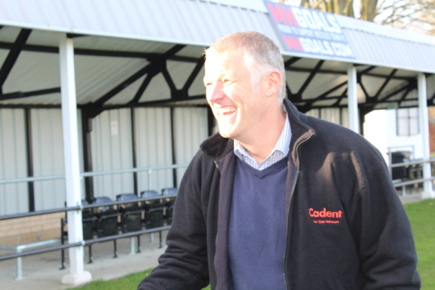 Award For Beccles Town Groundsman