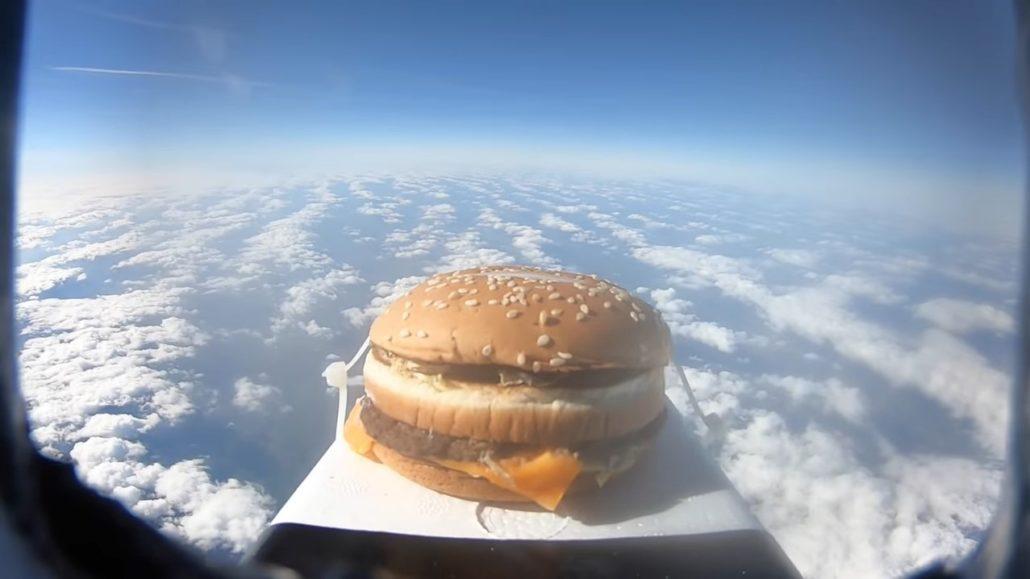 Groundsman's Burger Discovery