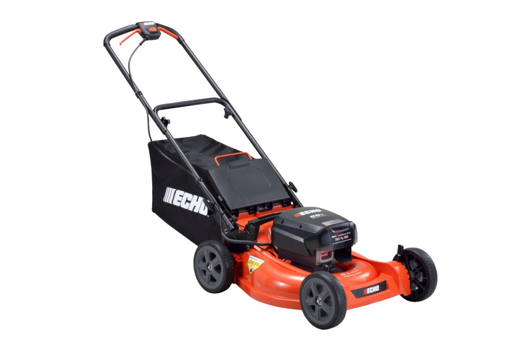 ECHO Launch First Mower