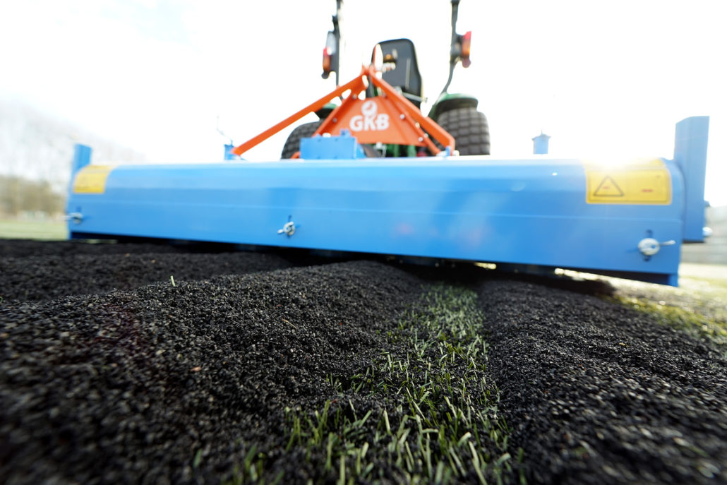 GKB Ticks Boxes For Artificial Turf