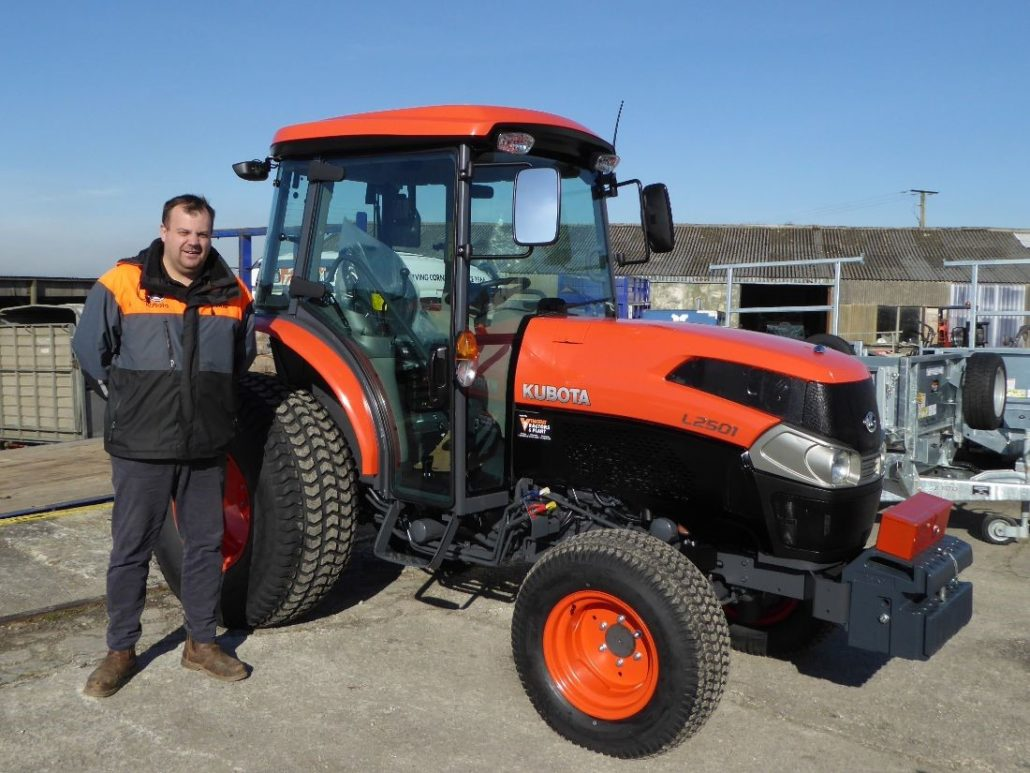 Vincent Tractors To Host Demo Day