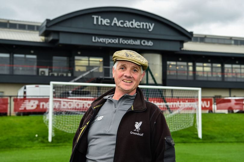 Liverpool Groundsman Retires