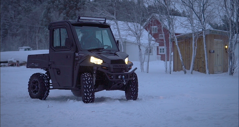 Polaris Release Ranger Stories