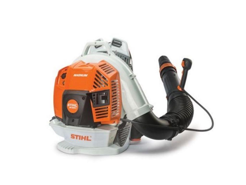 STIHL Launches BR 800 C-E Blower